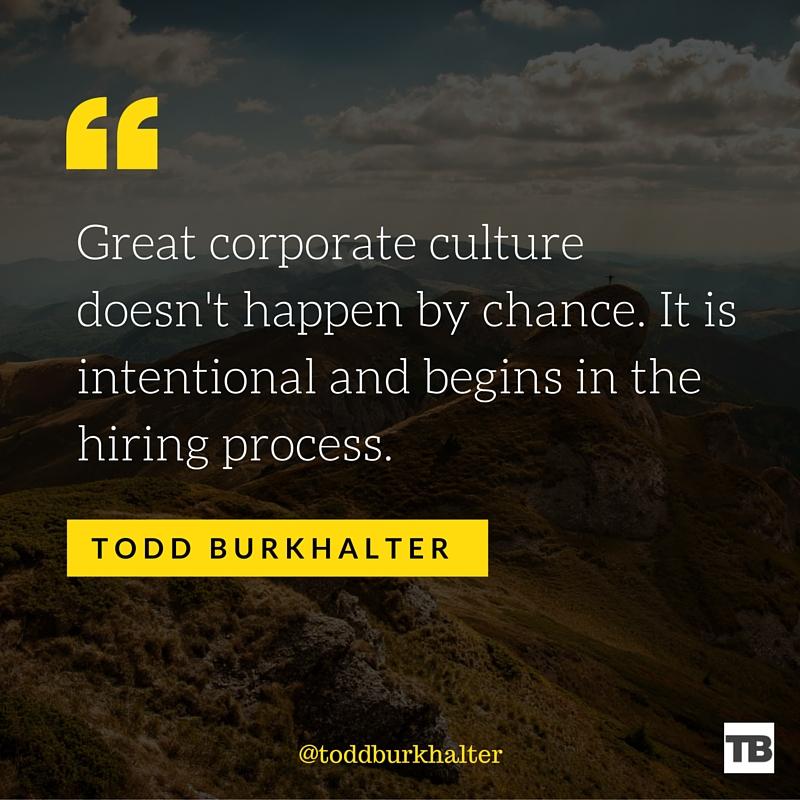 Corporate culture quote