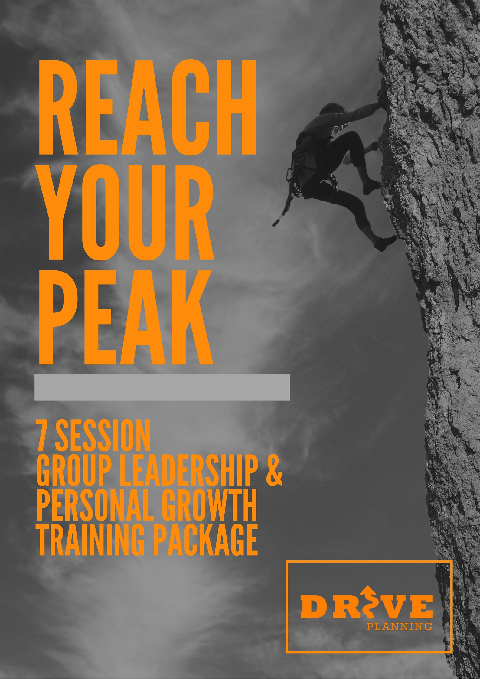 REACH YOUR PEAK Training Ad