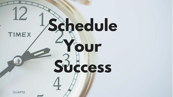 Schedule Success thumbnail