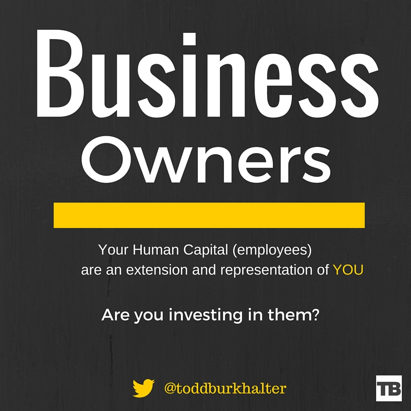 Business Owners Human capital