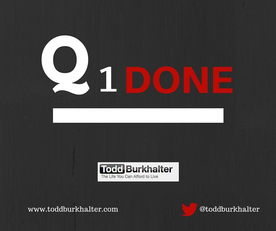 Q1 Done