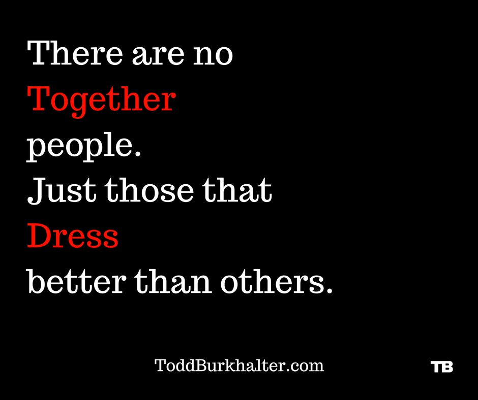 Together People Quote