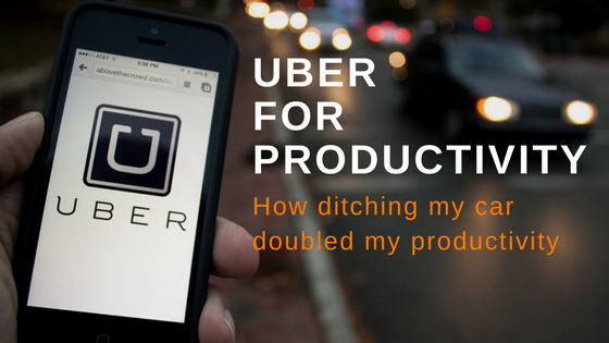 Uber for productivity no name