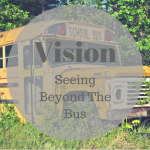 Vision Seeing Beyond The Bus