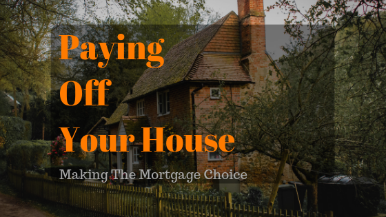 Paying Off Your Home